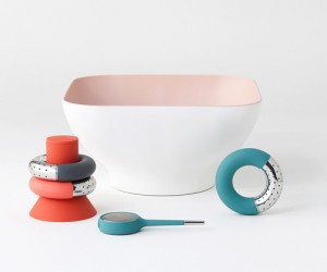 Andrea Ponti designs Kitchen Utensil for Ommo