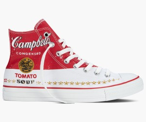 Andy Warhol x Converse All Star Spring 2015 Collection