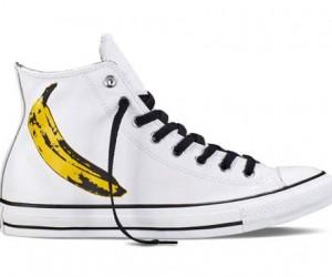 Andy Warhol x Converse Chuck Taylor
