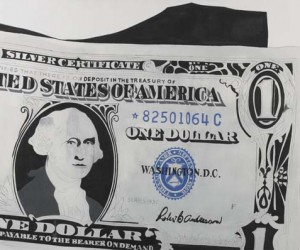 Andy Warhols One Dollar Bill Sells For 32.8 Million USD