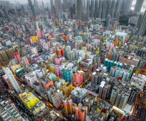 Andy Yeung Captures Hong Kongs High Rise Buildings With Drones
