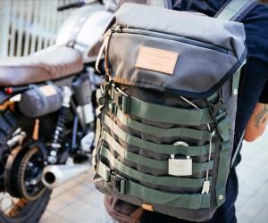 Angry Lane Rider Daypack