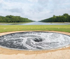 Anish Kapoor Exhibition at Versailles