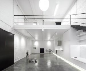Anjos Loft by Joo Tiago Aguiar, arquitectos