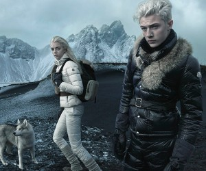 Annie Leibovitz Photographed Moncler AutumnWinter 2015 Campaign