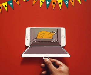 Anshuman Ghosh Uses iPhone to Create Quirky Illustrations