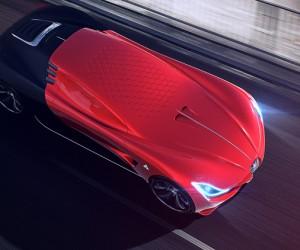 Antonio Paglias Alfa Romeo C18 Concept