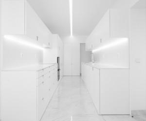 Apartamento em Matosinhos by Nelson Resende Arquitecto