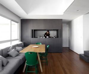 Apartement by AR Arquitetos