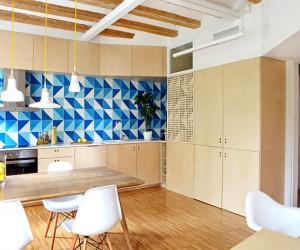 Apartment by StudioP10  Miel Arquitectos