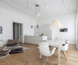 Apartment HM in Wien by destilat