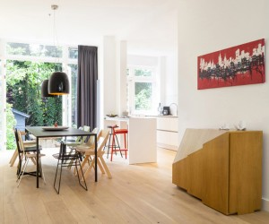 Apartment in Amsterdam by Chris Collaris Design