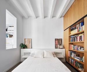 Apartment in Gracia  Kahane Architects  Maria Alarcn