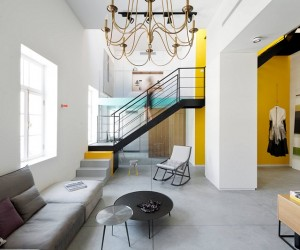 Apartment in Jaffa by Michal Stainfeld and Roni Dvir