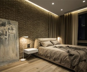 Apartment in Kiev by YoDezeen