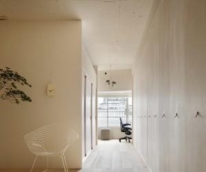 Apartment in Kitasando by Minorpoet