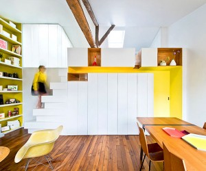 Apartment in Paris by SABO Project
