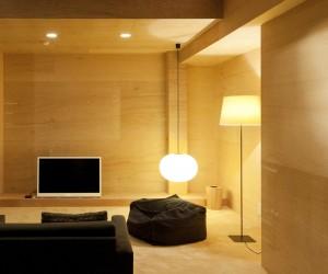 Apartment K by Kurosawa Kawara-ten