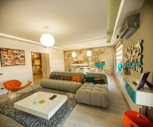 Apartment M  Emerald Residence by Decorate it