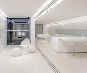 Apartment of the Future by NArchitekTURA