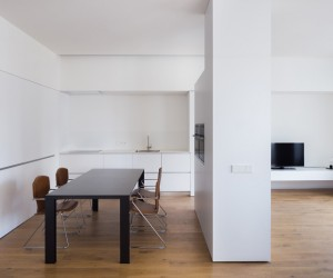 Apartment on Cscar Street by Dot Partners, Valencia