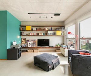Apartment Panamby by DT Estudio