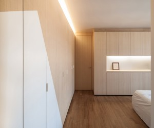 Apartment Renovation in Milan by A2BC Architects