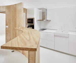 Apartment Tibbaut by RAS arquitectura