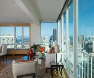 Apartment with Majestic View in San Francisco