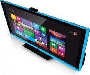 Apek MaxPad - Worlds first Windows 8.1 Multitouch TV doubles as desktop display