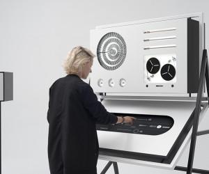 Apparatum Installation by panGenerator