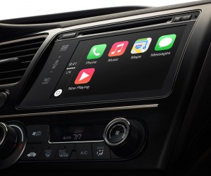 Apple introduces CarPlay