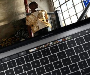 Apple introduces new MacBook Pro with Touch Bar