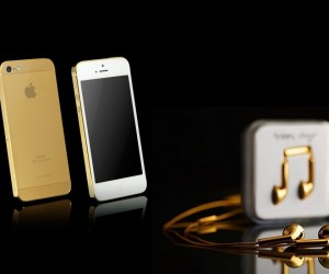 Apple Solid Gold Iphone 5s