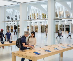 Apple Store, World Trade Center | Bohlin Cywinski Jackson