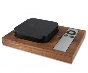 Apple TV Holder by tinseltimber