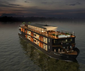 Aqua Mekong Luxury Cruises