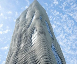 Aqua Tower | Studio Gang Architects