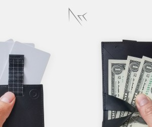 Arc Clipfold- A Wallet Designed With No Compromise