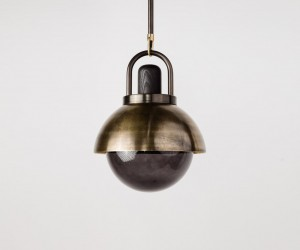 Arc Dome Pendant by Allied Maker