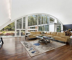Arc Home by Maziar Behrooz