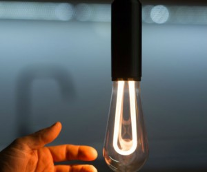 ARC: Ultimate Minimal, Dimmable LED Bulb