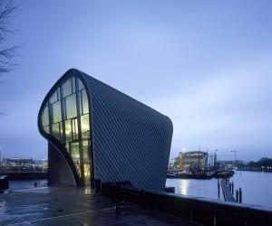 ARCAM Headquarter by Rene van Zuuk Architekten
