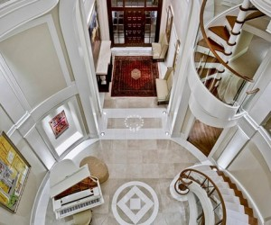 Architectural designed Staircase