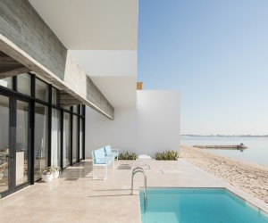 Areia Houses in Kuwait by AAP