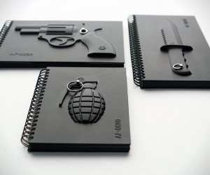Armed 3D Notebooks