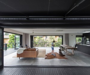 Armidale House by Those Architects