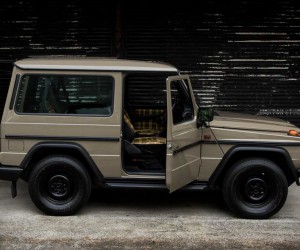 Arrows Mercedes G-Wagen