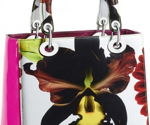 Artist Marc Quinn reinvents the Lady Dior handbag