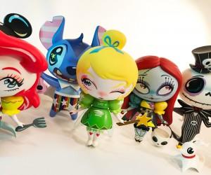 Artist Miss Mindys New Disney Vinyl Characters